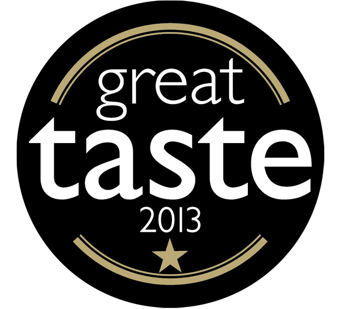 Kilbeggan Organic Porridge Oats has been awarded a Great Taste Award 2013